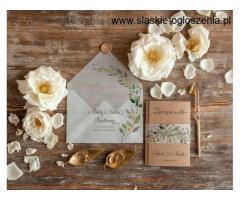 Decoris.pl - Zaproszenia na ślub